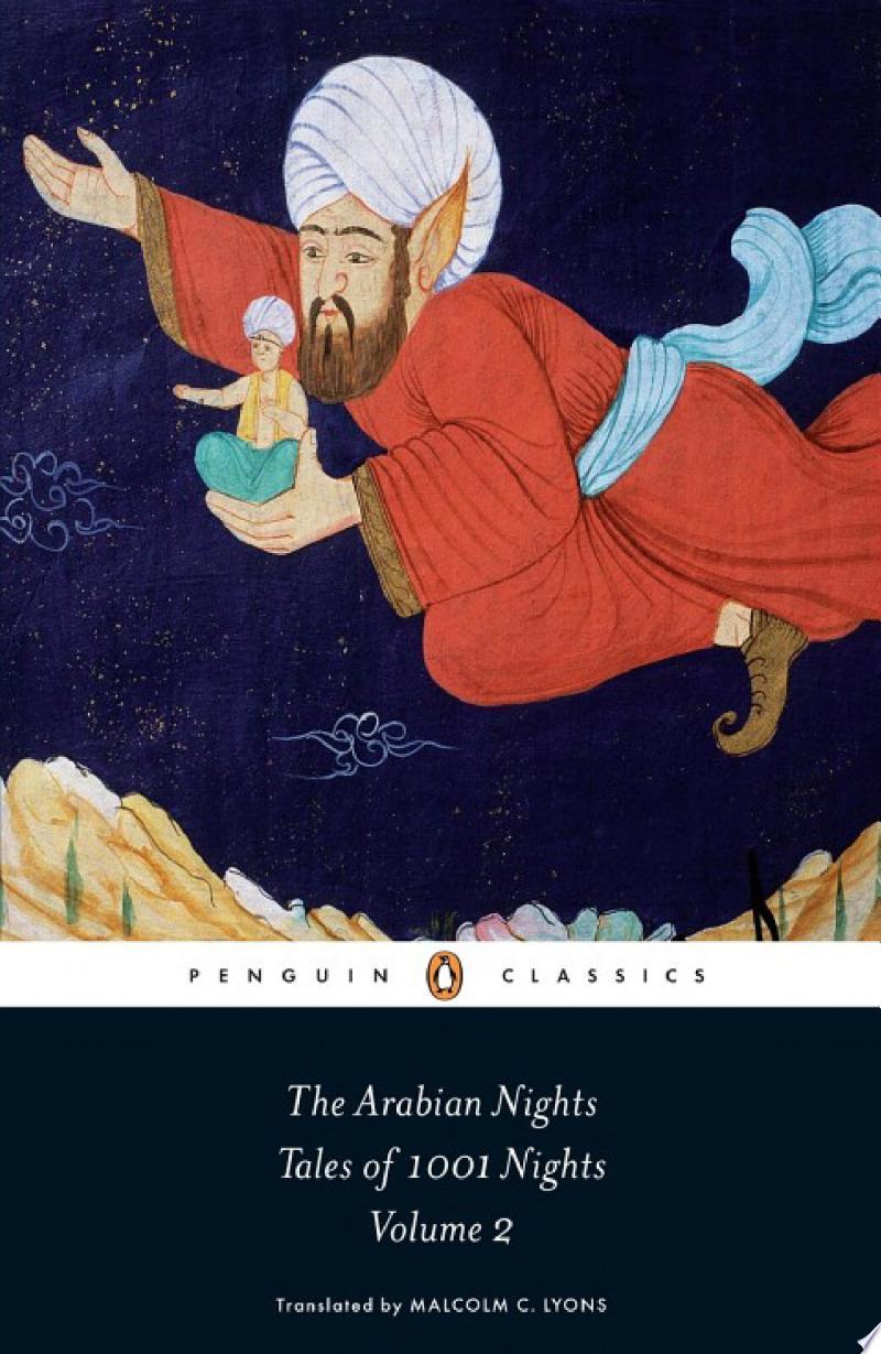 The Arabian Nights: Tales of 1,001 Nights banner backdrop
