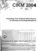 Proceedings of the ... International Conference on ...