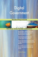 Digital Government Standard Requirements