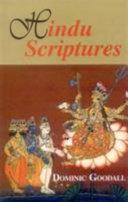 Hindu Scriptures ebook