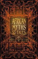 African Myths   Tales
