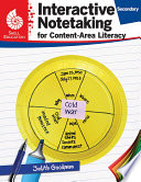 Interactive Notetaking for Content Area Literacy  Secondary