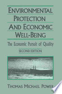Environmental Protection and Economic Well-being