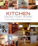Kitchen ideas that work
