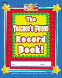 The Teacher's Friend Record Book!