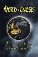 The Word of Gnosis Pdf/ePub eBook
