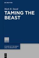 Taming the Beast Pdf/ePub eBook