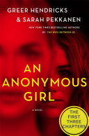 An Anonymous Girl  The First Three Chapters