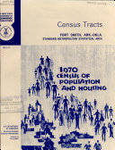 1970 Census of Population and Housing: Census Tracts; Fort Smith, Ark., Oklahoma, Standard Metropolitan Statistical Area