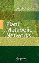 Plant Metabolic Networks