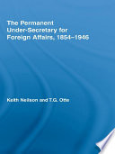 The Permanent Under Secretary for Foreign Affairs  1854   1946