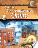 Planting Your Family Tree Online Book
