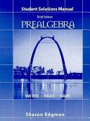 Prealgebra [Pdf/ePub] eBook