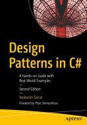 Design Patterns in C  Book