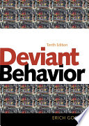 """Deviant Behavior"" by Erich Goode"