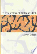 The Success of Open Source Book