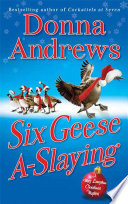 Six Geese A-Slaying Donna Andrews Cover
