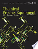 Chemical Process Equipment Book PDF