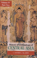 History of Civilizations of Central Asia (vol.4,part-2)