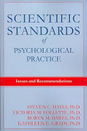 Scientific Standards of Psychological Practice