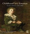 Childhood and Emotion Pdf/ePub eBook