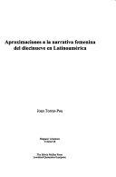 Aproximaciones a la narrativa femenina del diecinueve en Latinoamérica