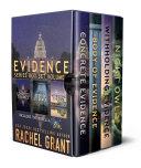 Evidence Series Box Set Volume 1: Books 1-3