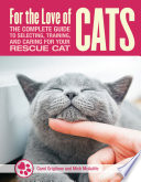 For the Love of Rescue Cats Book PDF