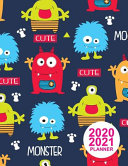 2020 2021 Planner