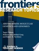 Abiotic Stress  Molecular Genetics and Genomics