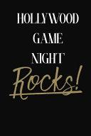 Hollywood Game Night Rocks