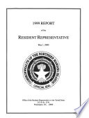 Report of the Resident Representative