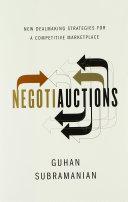 Dealmaking: The New Strategy of Negotiauctions Pdf/ePub eBook