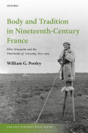 Body and Tradition in Nineteenth-Century France Pdf/ePub eBook