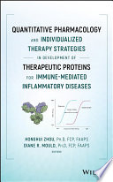Quantitative Pharmacology and Individualized Therapy Strategies in Development of Therapeutic Proteins for Immune Mediated Inflammatory Diseases