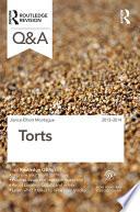 Q&A Torts 2013-2014
