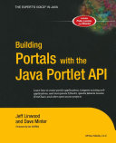 Pdf Building Portals with the Java Portlet API