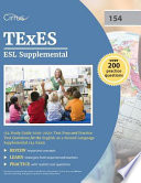 TExES ESL Supplemental 154 Study Guide 2019-2020