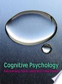 EBOOK  Cognitive Psychology Book
