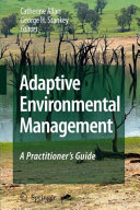 Adaptive Environmental Management [Pdf/ePub] eBook