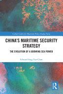 China's Maritime Security Strategy Pdf/ePub eBook