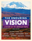 The Enduring Vision, Volume II: Since 1865