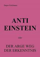 Anti Einstein