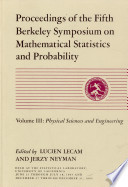 Proceedings of the Fifth Berkeley Symposium on Mathematical Statistics and Probability