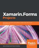 Xamarin Forms Projects
