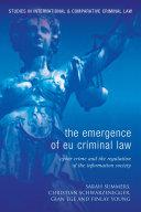 The Emergence of EU Criminal Law Pdf/ePub eBook