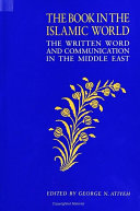 Book in the Islamic World, The Pdf/ePub eBook
