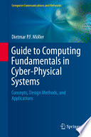 Guide to Computing Fundamentals in Cyber Physical Systems Book