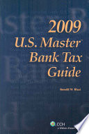 U S Master Bank Tax Guide 2009