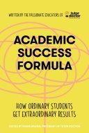 Academic Success Formula [Pdf/ePub] eBook